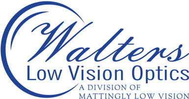 logo walters low vision optics